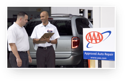 Approved Auto Repair Facilities
