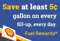 AAA Members save with Shell